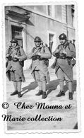131 EME REGIMENT - PHOTO MILITAIRE 11 X 6.5 CM - Guerre, Militaire