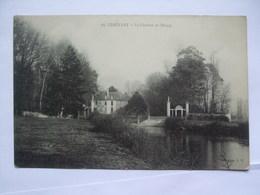 CREULLET - Le Chateaue Et L`Etang - France