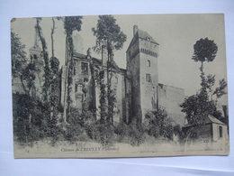 CREULLY - Le Chateau - France