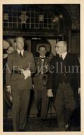Postcard / ROYALTY / Belgique / België / Roi Leopold III / Koning Leopold III / F.R.S.-FNRS / 1937 - Famous People