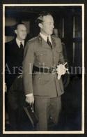 Postcard / ROYALTY / Belgique / België / Roi Leopold III / Koning Leopold III / F.R.S.-FNRS / 1937 - Beroemde Personen