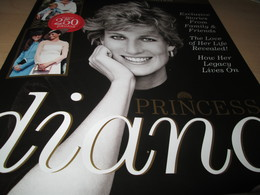 PRINCESS DIANA SPECIAL COLLECTOR'S EDITION.98P.250 PHOTOS MINT.2018 - History