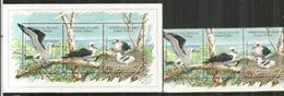 ILE CHRISTMAS (Océan Indien) . Le Fou D'Abbott Et Son Nid,  Timbres + B-F Neufs ** ,côte  12,00 € EUR - Christmas Island