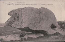 4340A  BRIGNOGNAN   1915  ECRITE - Brignogan-Plage