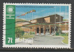 Malawi 1983 Commonwealth Day Used - Malawi (1964-...)