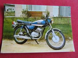 Moto Yamaha YAS 3 Europa 125 Cm3 - Moto Revue - Motos