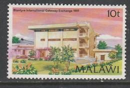 Malawi 1981 International Communications Used - Malawi (1964-...)