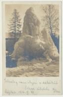 AK  Tatra Szeplak Springbrunnen Im Winter 1918 - Slovaquie