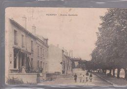 Pompey Avenue Gambetta Café Husson - Other Municipalities