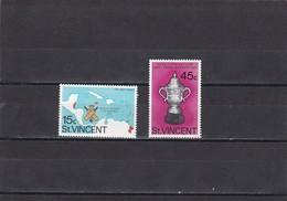 San Vicente Nº 449 Al 450 - St.Vincent (1979-...)