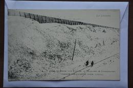 Ligne De Mende A La Bastide-tranchee De Chasserades Comblee Par La Neige-hiver 1904-1905 - Mende