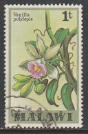 Malawi 1979 Orchids Used - Malawi (1964-...)