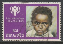 Malawi 1979 International Year Of The Child 20t Used - Malawi (1964-...)