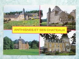 ANTHISNES ET SES CHATEAUX - Limont - Tavier - Hody - Anthisnes - 1992 - Anthisnes