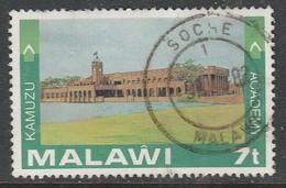 Malawi 1982 Kamuzu Academy Used - Malawi (1964-...)
