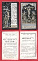 BID - 1899 - WOLFS - CAESTERT-EYSDEN- - Devotion Images