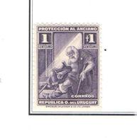 Uruguay Sp:1930 Assistenza Anziani Scott. B 01 Nuovi See Scan On Scott. Page - Uruguay