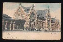 CINEY   LA STATION - Ciney