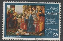 Malawi 1974 Christmas Used - Malawi (1964-...)