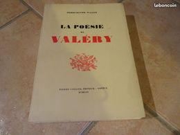 La Poésie De Valéry - Poetry