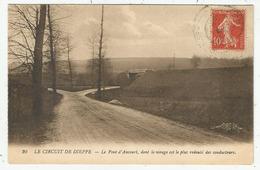Ancourt (76 - Seine Maritime ) Le Pont  -Circuit Automobile De Dieppe - France