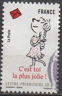 FRANCE  2009__N°367__OBL VOIR SCAN - Autoadesivi