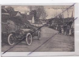 Virage à La Sortie De Lamnay (72) De La Touloubre(Equipe Bayard-C) Circuit De La Sarthe 1906. N°14 - Non Classés
