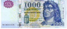 Hungary P.197 1000 Forint 2015 Unc - Ungheria