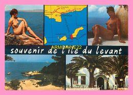 CPM ILE DU LEVANT - France