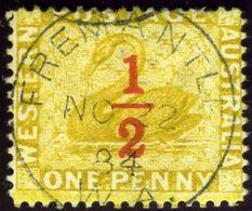 Western Australia. Stanley Gibbons #89. Used. - Oblitérés