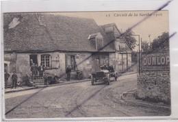 Chérré Virage Dangereux (72) De La Touloubre(Equipe Bayard-C) Circuit De La Sarthe 1906. N°15 - Non Classés