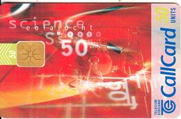IRELAND - Science(34/97), Chip ODS 3, Tirage 20000, 08/96, Used - Ireland