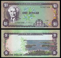 Jamaïque 1 DOLLAR 1990 P 68Ad UNC - Jamaique