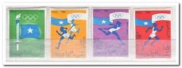 Somalië 1960, Postfris MNH, Olympic Games - Somalië (1960-...)