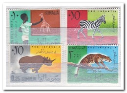 Somalië 1960, Postfris MNH, Animals - Somalië (1960-...)