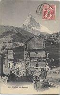 Lot  De 20 CPA De SUISSE - La Plupart Animées, 7 Ayant Voyagé Entre 1902 Et 1912. Bon état Général Du Lot. - 5 - 99 Cartoline