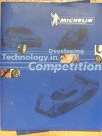 Sport Automobile - 24 Heures Du Mans - Dossier De Presse Michelin 1998 - Vieux Papiers