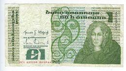 Billet Irlande One Pound 1 Pound - Irlande