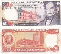 Venezuela - 50 Bolivares 13.10. 1998 UNC Lemberg-Zp - Venezuela
