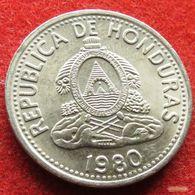 Honduras 10 Centavos 1980 KM# 76.2 - Honduras