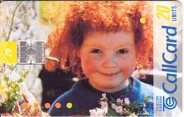 IRELAND - Turism, Beautiful Ireland/Little Girl, Chip SC7, Tirage 87500, 06/99, Used - Ireland