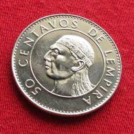 Honduras 50 Centavos 1991 KM# 84.a1 - Honduras