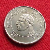 Honduras 50 Centavos 2007 KM# 84.a2 - Honduras
