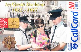 IRELAND - An Garda Siochana 1922-1997, Chip GP1, Tirage 50000, 11/97, Used - Ireland