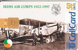 IRELAND - Irish Air Corps 1922-1997, Chip ODS 3, Tirage 50000, 06/97, Used - Ireland