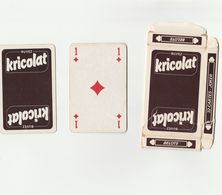 Cartes à Jouer  Kricolat - 32 Cartes - Brepols - 32 Cards
