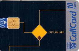 IRELAND - City Square Shopping Centre, Chip ODS 4, Tirage 30000, 04/97, Used - Ireland