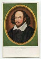 SB01686 Sammelwerk Nr. 7 Gestalten Der Weltgeschichte Bild 30 William Shakespeare (1564-1616) - Chromos