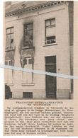 VILVOORDE...1938...TRAGISCHE OUDEJAARSAVOND IN DE LANGE MOLENSTRAAT BIJ FAM.LIEKENS - Oude Documenten