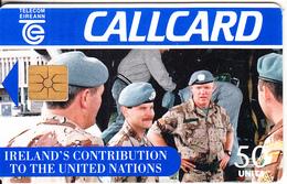 IRELAND - United Nations, Chip GEM1.2, Tirage %50000, 10/95, Used - Ireland